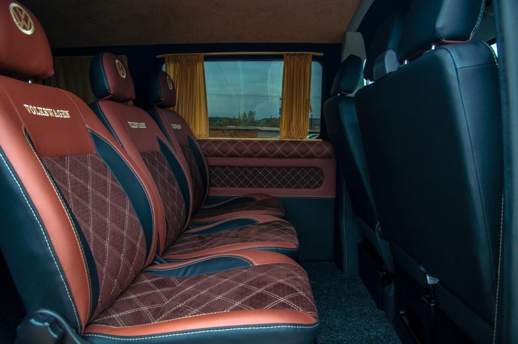 Обшивка сидений автомобиля в Бердичеве